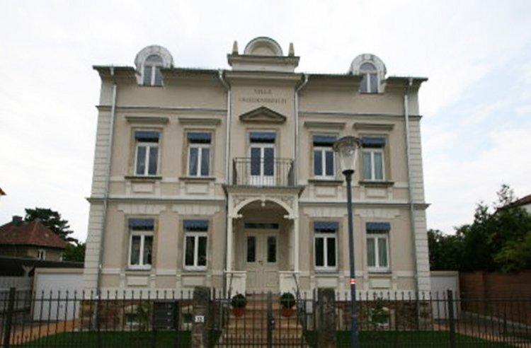 Winzerstraße in Radebeul