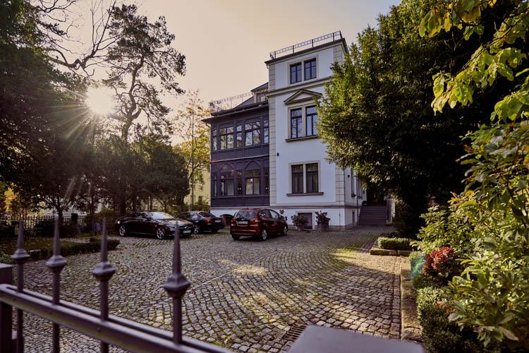 Loschwitzer Straße in Dresden