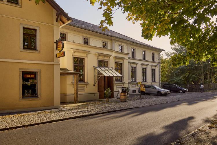 Putjatinstraße in Dresden